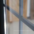 Fabricante profesional de ventanas de aluminio con diseño de parrilla precio