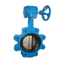 Cast iron buttefly valve with Pin Aluminum Handle Butterfly Valve for Seawater