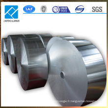 Feuilles de toit d'aluminium en bobines avec divers températures