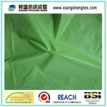 Tela de nylon impermeable de tafetán para prendas de vestir