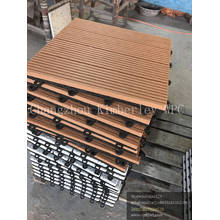 German Quality WPC DIY Decking Tile