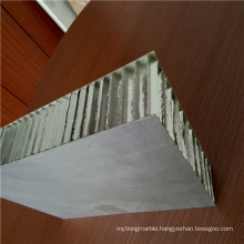 Decorative Aluminium Sheet Honeycomb Composite Panels