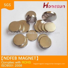 2014 strong disc ndfeb magnet China magnet on market