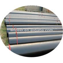 astm a53 / a106 / gr.b sch 80 tuyaux en acier à faible teneur en carbone