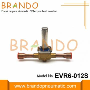 EVR6-012S Solenoid Valve Used In Refrigeration System