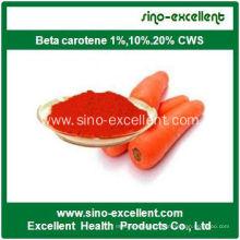 High Quality Beta Carotene 1% 10% 20%