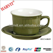 2013 Novel Porcelain Cup and Saucer Gift Set