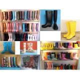 Various PVC rain boots,rain boots,Transparent boots,PVC boot
