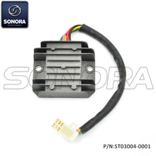 GY6-50,139QMAB, Redresseur de charge à double alternance GY6-125 152QMI (P / N: ST03004-0001) Top Quality