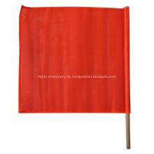 rote Warnflaggen zu verkaufen