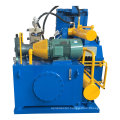 Side Push-out Waste Metal Steel Recycling Baler Machine