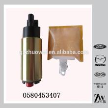 Em combustível bomba de combustível elétrica para carros 0580453407