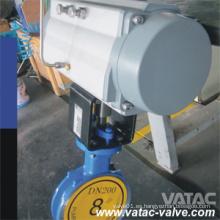 Neumático HP Cast Steel-Al-Bronze-C95800 Lug / brian Cl150 ~ Cl600 válvula de mariposa