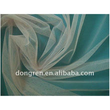 75 D polyester mesh cloth white