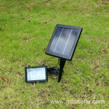 solar security sensor light