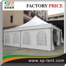 Durable and Easy Up Events rental and hire Gazebo With Side Curtains and Roof Ceilings