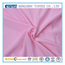 Pink Fabric of Polyester (yintex-fabric)