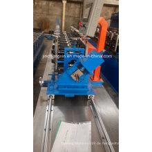 Galvanisierte Trockenmauer benutzte Omega-Profil-Licht-Messgerät-Stahl, der kalte Rolle bildet, die Maschine bildet