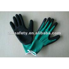 Latex Coated Garden Knit Working Glove