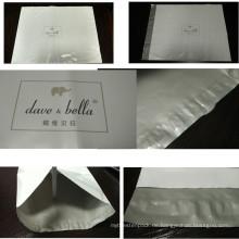 Sparen Sie Postgebühren-Gewohnheit Drucklogo-Verpackungs-Umschlag / Plastikmailer