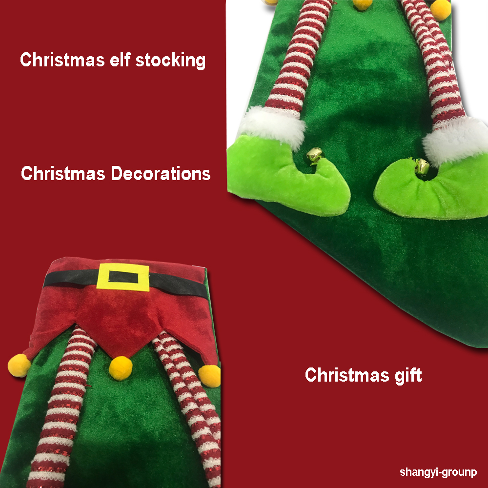 Magic Elf Christmas Stocking Gift 01