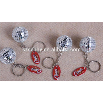 Gift & Promotion Product disco ball keychain