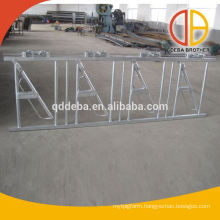 Hot Dip Galvanized Cattle Headlocks Agriculture Farm Equipment