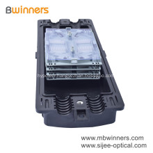 Outdoor Water Proof 96 Cores 2 In 2 Out Fiber Optic Splice Closure