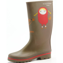 Fairy Tales Printing Women Rubber Boots