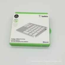 Schublade Verpackung Papier Box gleitender Uhrenbox