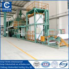 Jährliche Kapazität 3 Millionen qm \ Automatische Bitumen wasserdichte Membran Maschine China Fabrikverkauf & Installation