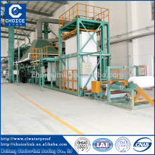 Bitumen membrane production line sbs membrane machinery