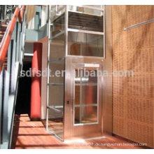 Panorama-Aufzug mit Maschinenraum weniger, Sightseeing-Herstellung Preis