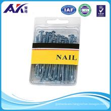 Hot Selling Bright Polish Galvanized Common Iron Wire Nail