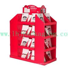 Emballage de carton de luxe Boîte cadeau Boîte fixe