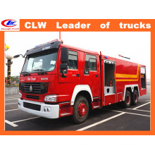 Sinotruk HOWO 8*4 Fire Fighting Truck