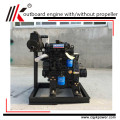 Original quality diesel 200 hp outboard motor 4 stroke boat engine
