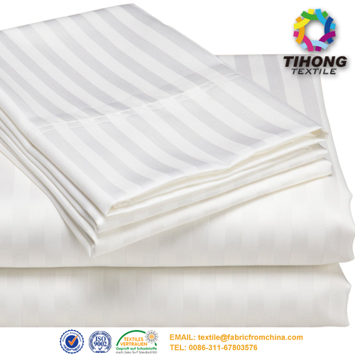 hotel bedding fabric