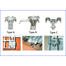 Anti-corrosion Carbon Steel Grating Clip