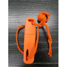 Mini Feuerstarter, Feuermacher in einem Kunststoffkoffer.