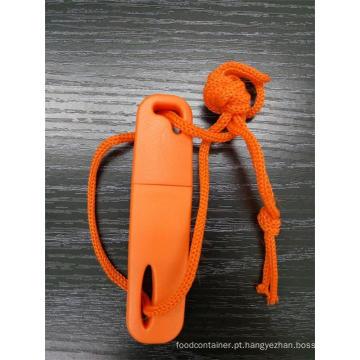 Mini Fire Starter, Fire Maker em uma caixa de plástico.