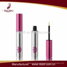 Slim Vermelho Brilhante Cute Cosmetic Eyeliner Embalagem