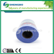 Blue Nonwoven Cleaning Wiper
