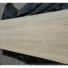 Chapa de madera natural de roble rojo de corte rotativo