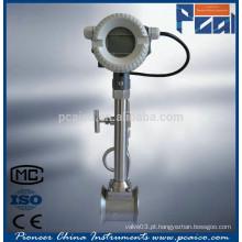 Medidor LUGB / medidor eletrônico de fluxo Vortex