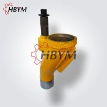 Tubo pequeno das peças do desgaste da extremidade da válvula de S