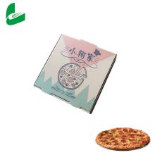 Специальная коробка для пиццы для упаковки пищевых продуктов