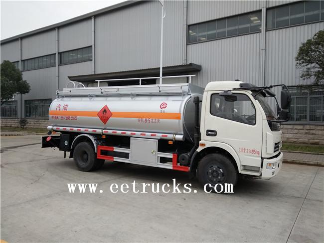 Oil Tank Trucks