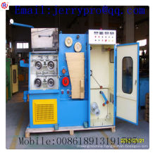 22DT(0.1-0.4)Copper fine wire drawing machine with ennealing(electrical wire machine coil)