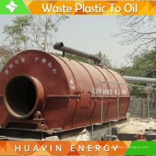 PE&PP&PS Scrap Plastic Pyrolysis Plant For Fuel Oil